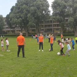 Clinic bij Basisschool De Zuidwester in de Marterrade – Den Haag